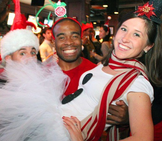 Dc Christmas Bar.December Dc Bar Crawls And Events Gather Over 10 000