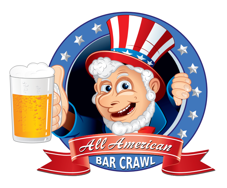 The All American Bar Crawl