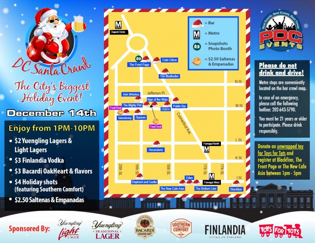 Santa Map Jpeg