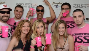 Pink and Drink Bar Crawl 2014