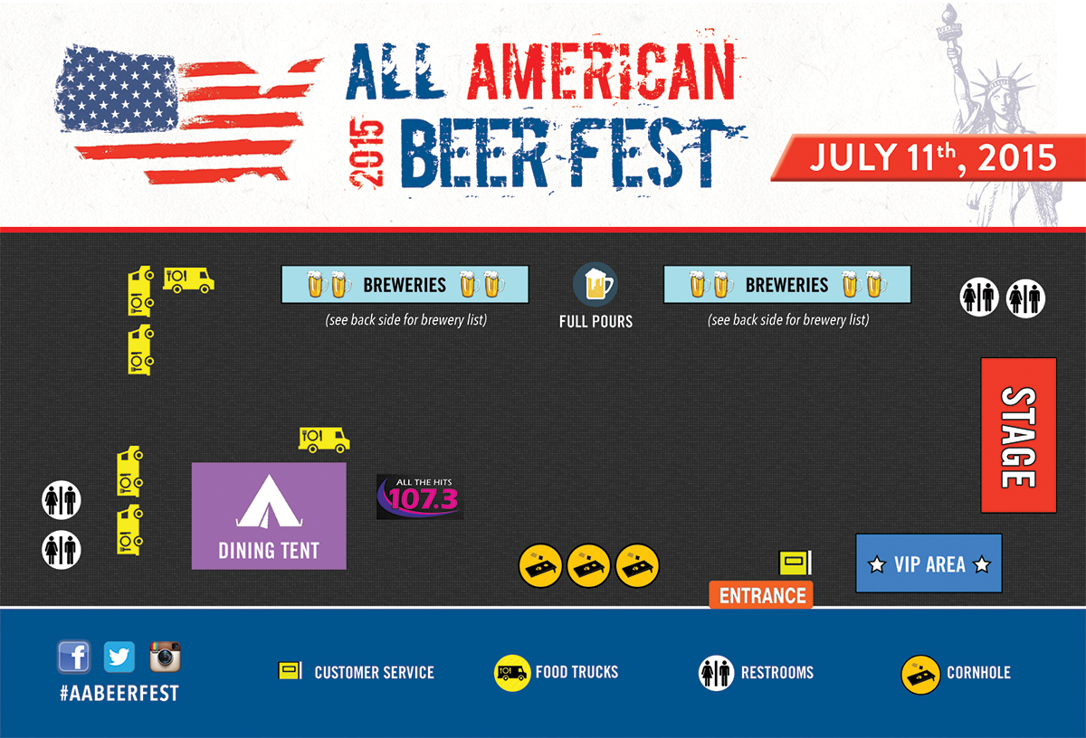 All American Beer Festival 2015