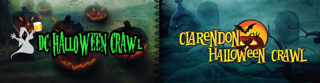 The DC Halloween Crawl & The Clarendon Halloween Crawl 2015