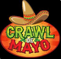 crawl de mayo logo